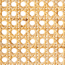 Load image into Gallery viewer, Faux Rattan Original for Hacks and Dollhouses | Removable PhotoTex Wallpaper