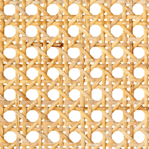 Faux Rattan Original for Hacks and Dollhouses | Removable PhotoTex Wallpaper