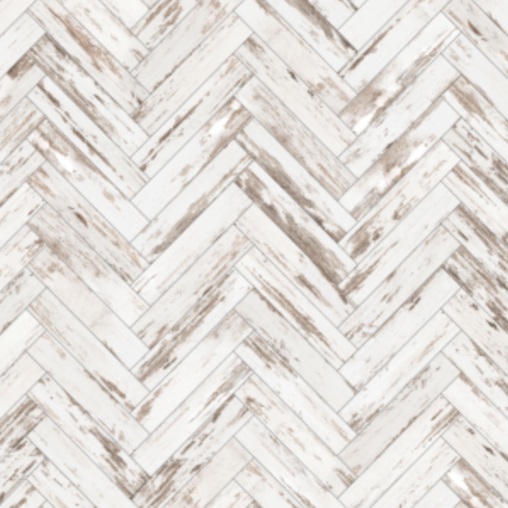 Faux Wooden Herringbone