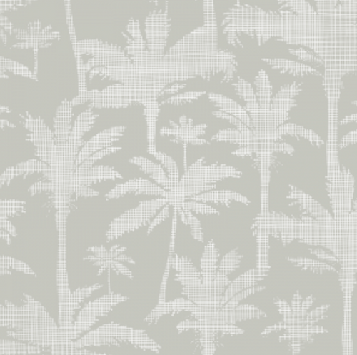 Palms Sage | Removable PhotoTex Wallpaper