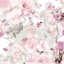 Load image into Gallery viewer, Vintage Floral White