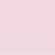 Load image into Gallery viewer, Pink Subway Tiles for Dollhouses & Hacks