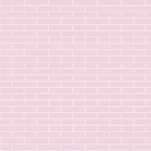 Pink Subway Tiles for Dollhouses & Hacks