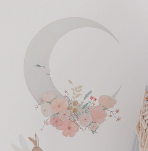 Flora Lune Decal