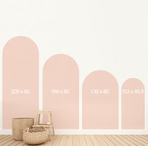 Arch Decal (various sizes/several colourways) | Removable PhotoTex Wall Decals