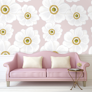 Andie | Removable PhotoTex Wallpaper