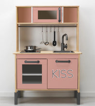 Load image into Gallery viewer, IKEA DUKTIG PLAY KITCHEN Decals (Full Set)