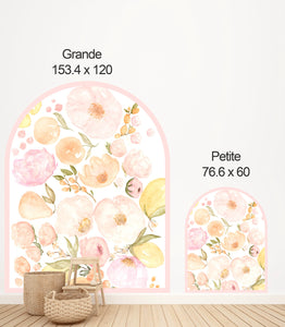 Tutti Frutti Arch Decals | Removable PhotoTex Wall Decals