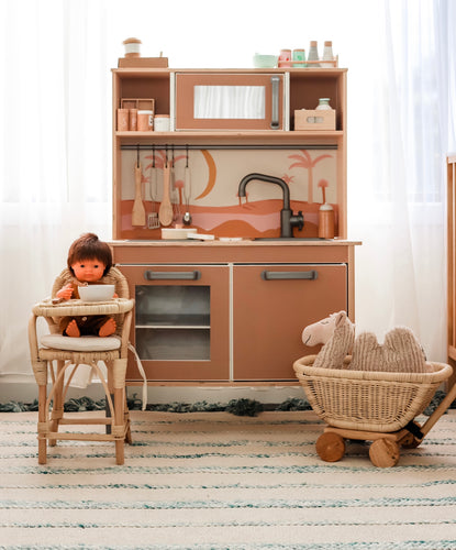 IKEA DUKTIG PLAY KITCHEN Decals (Full Set) | Removable PhotoTex Wallpaper