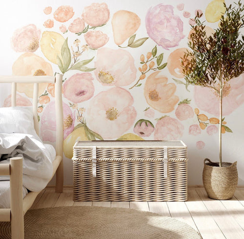 Tutti Frutti Mural | Removable PhotoTex Wallpaper