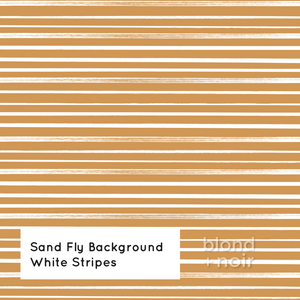 Painted Stripes (several colourways)
