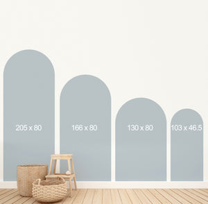 Arch decal (various sizes/several colourways)