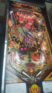 Sorcerer Pinball Machine