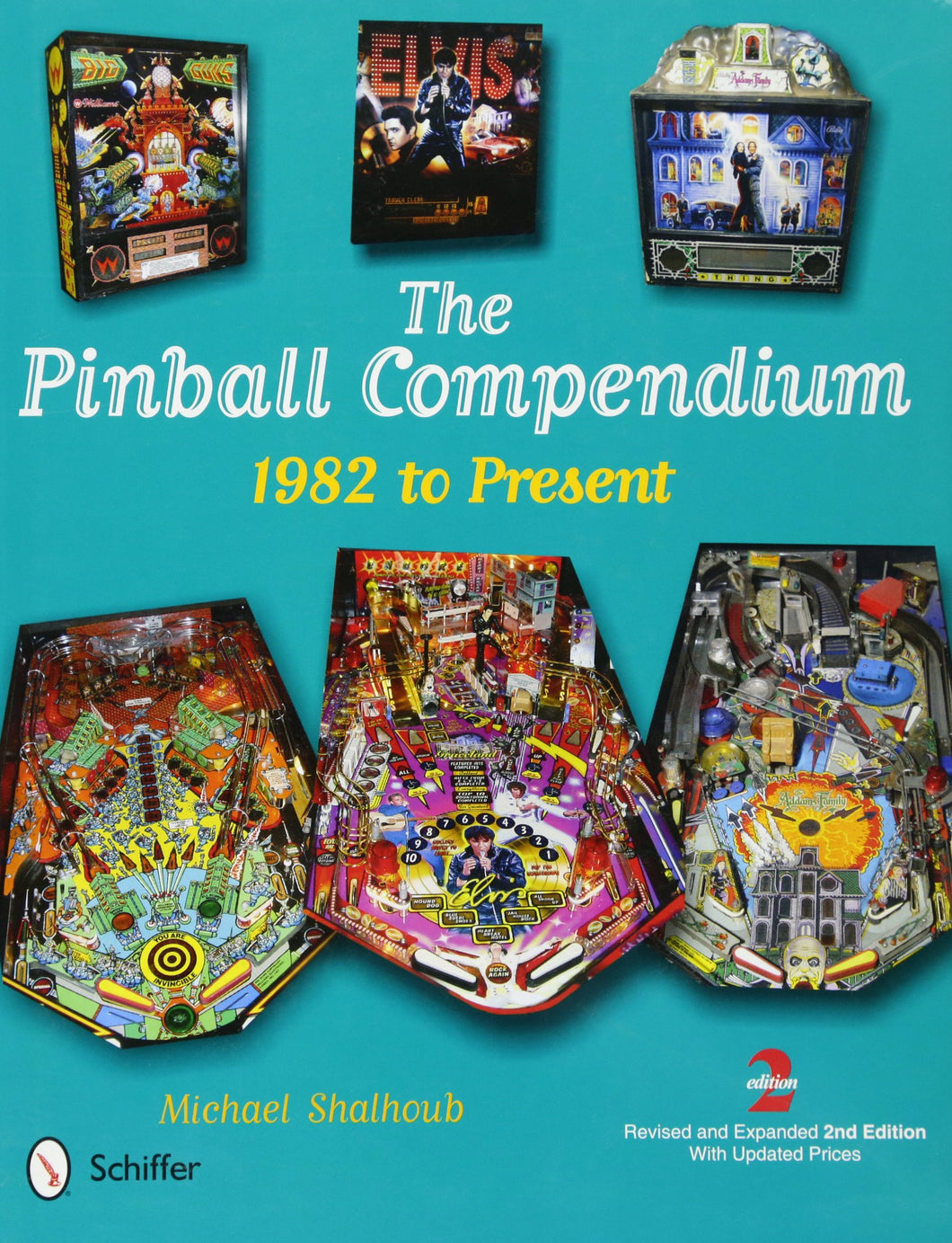 The Pinball Compendium - 1982 to Present