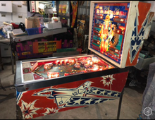 Load image into Gallery viewer, Captain Fantastic Pinball Machine