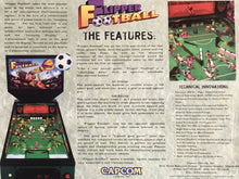 Load image into Gallery viewer, Capcom Flipper Football