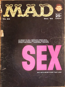 MAD Collection Magazines