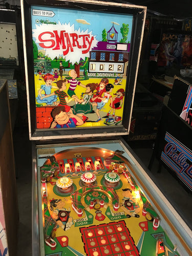 Smarty Pinball Machine