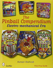 Load image into Gallery viewer, The Pinball Compendium Electro-Mechanical Era