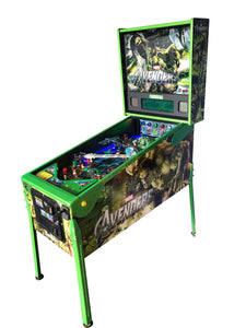 Marvel Avengers Hulk Pinball Machine