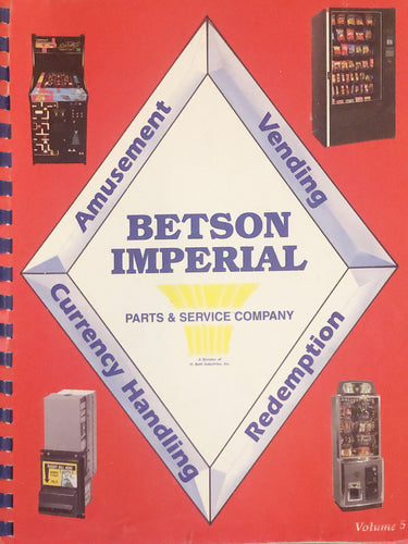 Betson Imperial Book