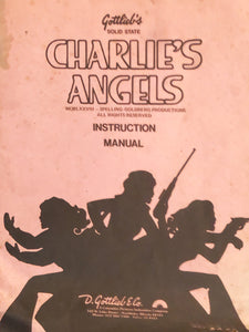 Charlies Angel Pinball Complete Book