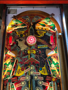 Count Down Pinball Machine