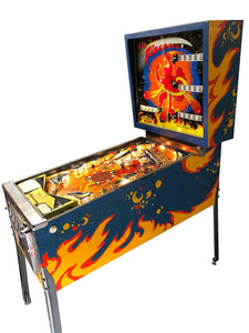 Fireball Pinball Machine