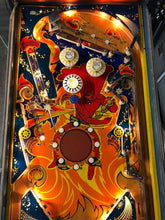 Load image into Gallery viewer, Fireball Pinball Machine