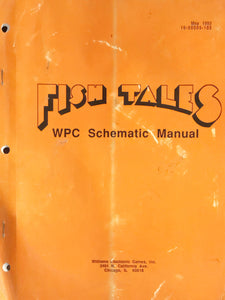 Fish Tales Pinball Complete Book