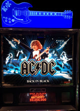 Load image into Gallery viewer, AC/DC Back in Black Pinball Machine Limited Edition