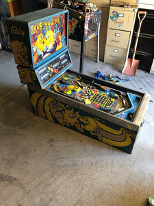 Pac-Man Pinball Machine