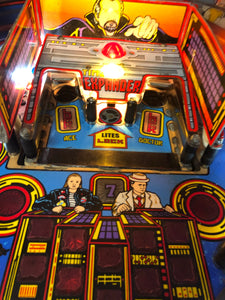 Dr Who Pinball Machine