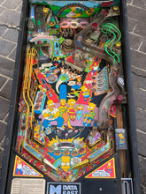 Load image into Gallery viewer, The Simpsons Project Pinball Machine