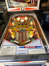 Load image into Gallery viewer, Bronco Pinball Machine