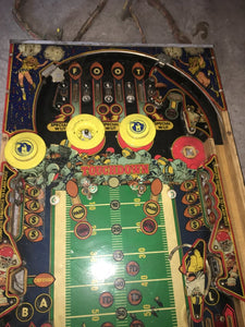 Touchdown Playfield
