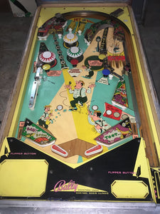 Dixieland Pinball Machine