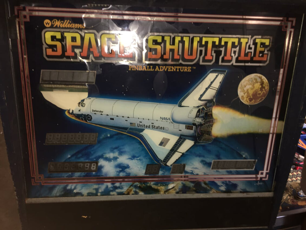 Space Station Pinball Machine