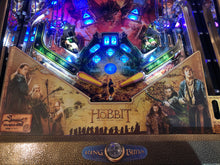 Load image into Gallery viewer, Hobbit Pinball Machine Gold Smaug Edition