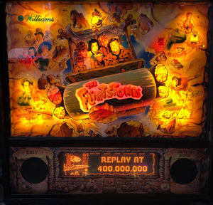 Flinstones Pinball Machine