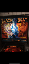Load image into Gallery viewer, Black Belt Pinball Machine