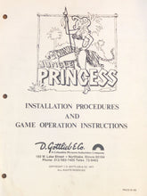 Load image into Gallery viewer, Jungle Princess Pinball Complete Manual