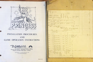 Jungle Princess Pinball Complete Manual