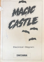 Load image into Gallery viewer, Magic Castle Complete Pinball Manual