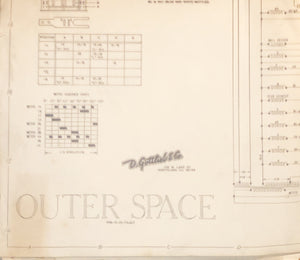 Outer Space Pinball Schematic