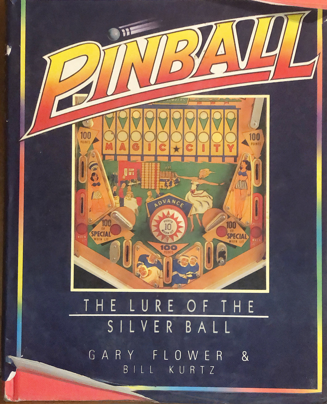 Pinball The Lure Of The Silver Ball