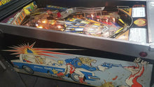 Load image into Gallery viewer, Williams Police Force Pinball Machine