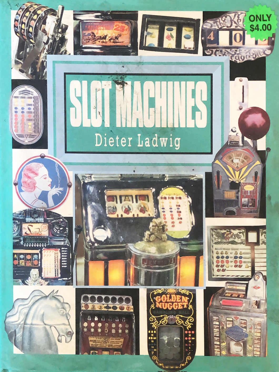 Slot Machines Book