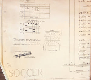 Soccer Pinball Schematic Only
