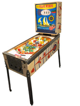 Load image into Gallery viewer, 1962 Williams Trade Winds Pinball Machine